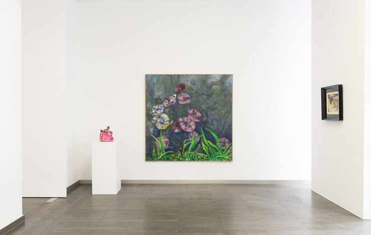 Exhibition view: Group Exhibition,25 Years of Passion, Beck & Eggeling International Fine Art, Düsseldorf (2 April–11 May 2019). Courtesy Beck & Eggeling International Fine Art.