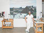 ARTIST JONAS WOOD HAS BROAD APPEAL