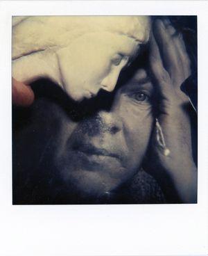 Double exposure, Arthur Boyd by Sidney Nolan contemporary artwork