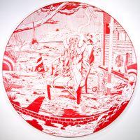 Waiting for the New World by Kenichi Yokono contemporary artwork sculpture