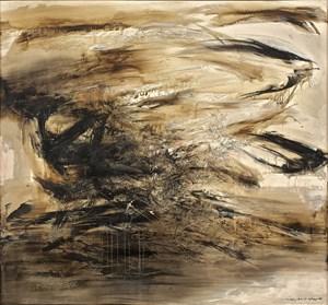 30-7-64 by Zao Wou-Ki contemporary artwork