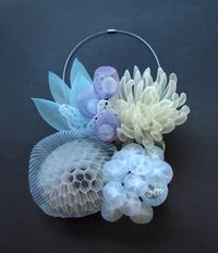 Seascape by Mariko Kusumoto contemporary artwork sculpture