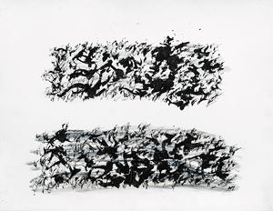 Untitled by Henri Michaux contemporary artwork