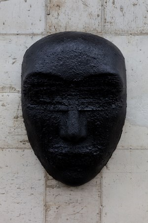 Mask-Blindness 2018-1 by Ahn Chang Hong contemporary artwork