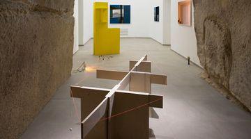 Contemporary art event, Nigel Baldacchino and Tom Van Malderen, BLINK at Valletta Contemporary, Malta