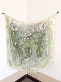 Selfie by Lotte Meret contemporary artwork painting, sculpture
