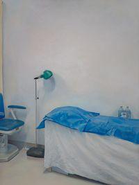 Wang Jing Hospital 2 by Lu Liang contemporary artwork painting