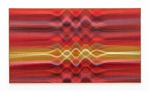 W-HH/2 by Abraham Palatnik contemporary artwork