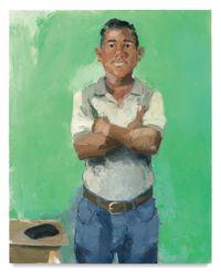 Christian by John Sonsini contemporary artwork painting