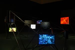 Interspecies Cinematic Encounters by Jean-Michel Frodon And Rasha Salti with COLLECTIVE contemporary artwork sculpture