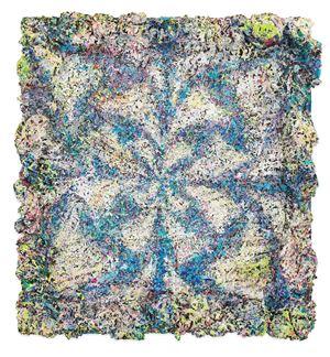 DeepDrippings (Upper Haze Version) by Phillip Allen contemporary artwork