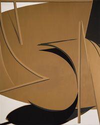 3 Sticks by Shi Jiayun contemporary artwork painting