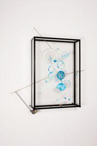 Augen Wirbel by Rebecca Horn contemporary artwork mixed media