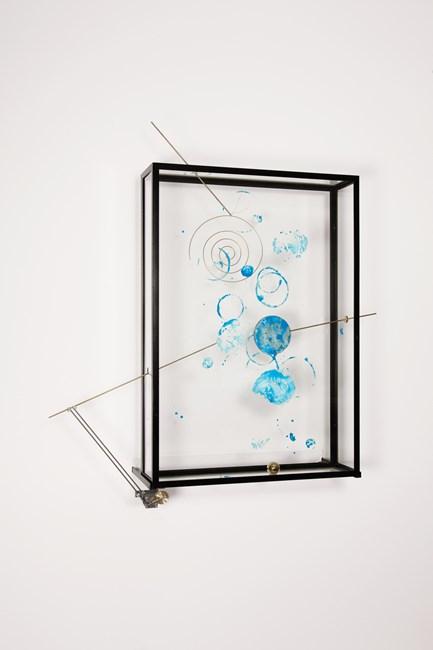 Augen Wirbel by Rebecca Horn contemporary artwork