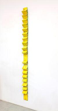 Vertical by Claudia Terstappen contemporary artwork sculpture