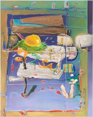 a 2 Sie by Stefanie Heinze contemporary artwork