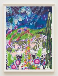 The first of things by Sarah Ann Weber contemporary artwork works on paper, drawing