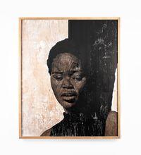 Ngicela ungangiqubuli by Luyanda Zindela contemporary artwork painting, drawing