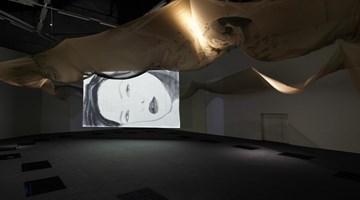 Contemporary art exhibition, Liu Yi, Thrown into the Wind at ShanghART, M50, Shanghai