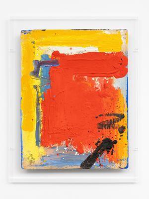 Oct. 1993 nr.11 by Bram Bogart contemporary artwork