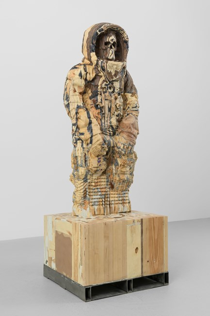 Lumpenproletariat by Matthew Day Jackson contemporary artwork