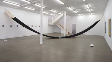 Contemporary art exhibition, Laith McGregor, Second Wind at Starkwhite, Auckland, New Zealand