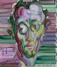 Artist-K by Etsu Egami contemporary artwork painting