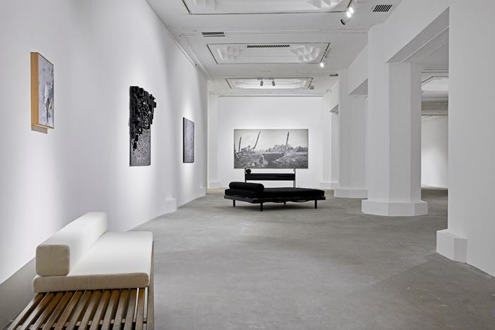 Exhibition view: The Ideals, Pearl Lam Galleries, Shanghai (19 December 2020–15 January 2021). Courtesy Pearl Lam Galleries.