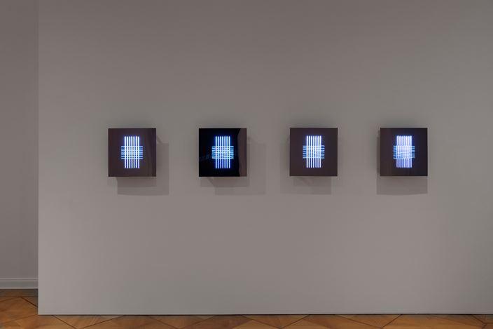 Exhibition view: Selçuk Artut, Habituation, Zilberman Gallery, Berlin (18 January–12 April 2019). Courtesy Zilberman Gallery.