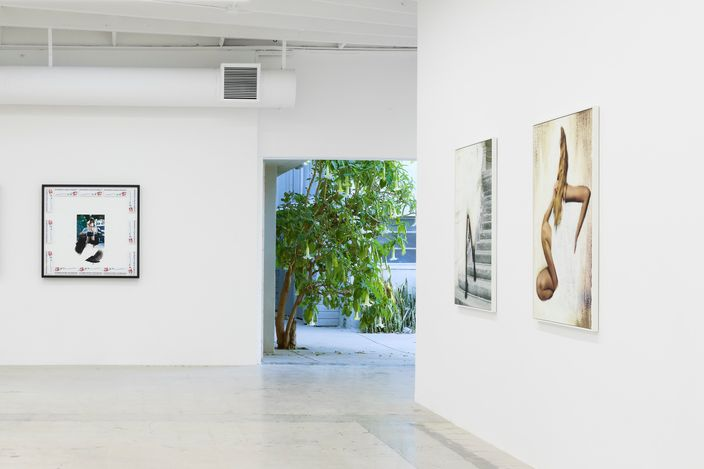 Exhibition view: Group exhibition, Pt. 2: Invasive Species, Anat Ebgi, Mid Wilshire (23 March–22 May 2021). Courtesy Anat Ebgi, Los Angeles.