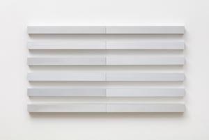 Statistical Degradation by Liam Gillick contemporary artwork