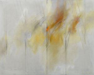 Cuatro semanas by Fernando Zóbel contemporary artwork