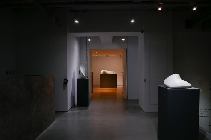 Exhibition view: Cynthia Sah, Selective Memory, A Creative Process, Double Square Gallery, Taipei (12 May–27 June 2020). Courtesy Double Square Gallery.