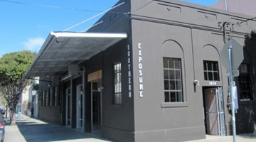 Southern Exposure contemporary art institution in San Francisco, USA