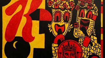 Contemporary art exhibition, Derek Boshier, ICARUS AND K POP at Gazelli Art House, London, United Kingdom