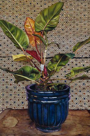 Grafted II by Marina Cruz contemporary artwork