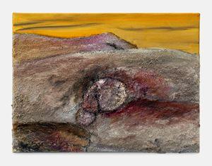 Gaz Victim Syria by Jacqueline de Jong contemporary artwork