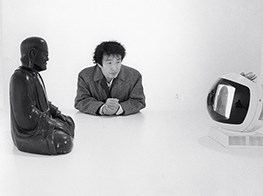 Gagosian nets estate of Nam June Paik, grandfather of video art