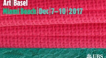 Contemporary art exhibition, Art Basel in Miami Beach 2017 at Ocula Advisory, Miami, USA