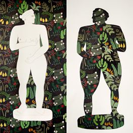 Ayesha Green contemporary artist