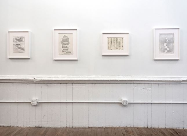 Exhibition view: Bruno Munari Organised by Andrew Kreps Gallery and kaufmann repetto, 55 Walker Street, New York (1 March–20 April 2019). Courtesy the artist, Andrew Kreps Gallery and kaufmann repetto, New York.