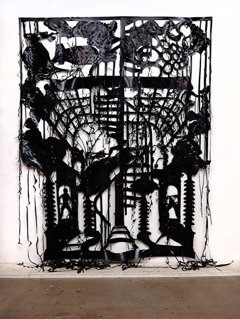 Cascade by Caroline Rothwell contemporary artwork