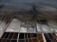 Salt Pan #21, Little Rann of Kutch, Gujurat, India by Edward Burtynsky contemporary artwork photography