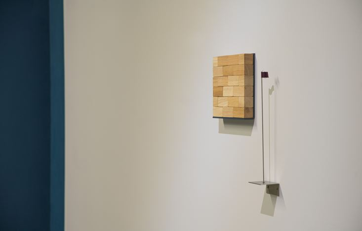 Exhibition view:Chi Chien, Landing Place, TKG+ Projects, Taipei (1 August–12 September 2020). CourtesyTKG+ Projects.