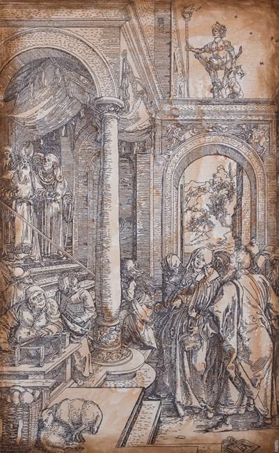 Samuel I of Dürer #8 by Eddy Susanto contemporary artwork