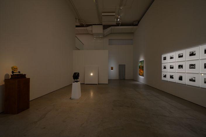 Exhibition view: Group exhibition, PLUS X,TKG+, Taipei (7 December–22 January 2021).Courtesy TKG+.