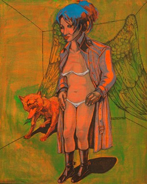 Angel by Le Quang Ha contemporary artwork