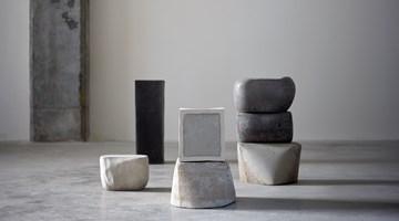 Contemporary art exhibition, Lucia Bru, Rien ne change de forme comme les nuages, si ce n'est les rochers at Axel Vervoordt Gallery, Antwerp, Belgium