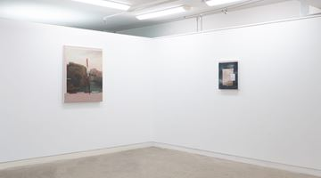 Contemporary art exhibition, Emily Wolfe, Vanishing Point at Page Galleries, Wellington, New Zealand