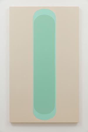 Obround VIII by Jovana Millay contemporary artwork